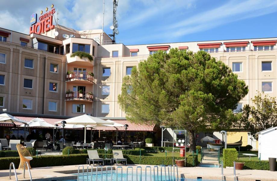 Hotel Best Western Chavannes